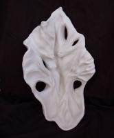 Shiva-shakti      -terre blanche 50/ 20 cm