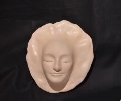 Sereinité   -terre blanche- 20/16 cm
